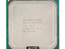 Pigiausiai cpu intel core 2 duo socket 775 (Ok)
