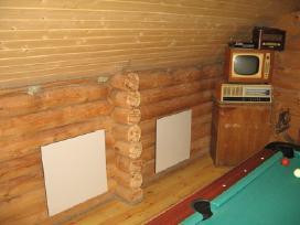 Elektriniai keramikiniai radiatoriai