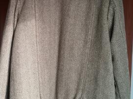 Beveik naujas vilnonis pavasarinis paltas Garcia