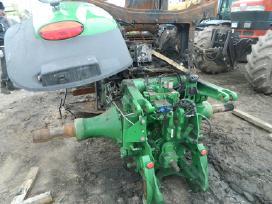 Traktoriaus John Deere 8245r atsarginės dalys