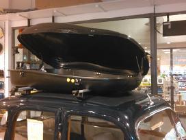 Aerodinaminės stogo bagažinės