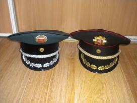 Bet kokios Lietuviškos generolo kepurės