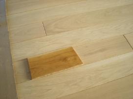 Ąžuolo grindys. -20% nuolaida