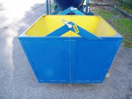 Pelenų konteineris