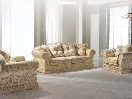 Akcija italiski klasikiniai minksti baldai