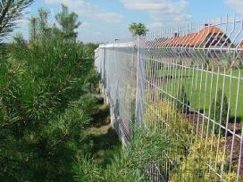 Vielos tinklas tvora miskams sodams ganykloms