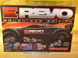 Traxxas Revo Brushless Edition Tsm automodelis