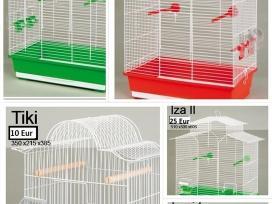 Nauji narvai graužikams ir paukščiams nuo 9eur