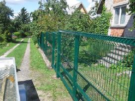 Tvoros 3D Segmentines visoje Ltu vartai varteliai