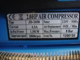 Kompresorius 50l Kompresoriai