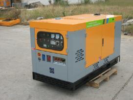 Trifazinio 19 kw. dyzelinio generatoriaus nuoma