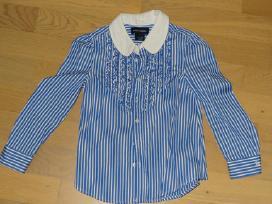 Ralph Lauren vaik. marškiniai ir džinsai mokyklai