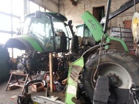 Traktorių ir Ekskavatorių remontas ir dalys