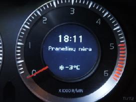Volvo skydelių remontas, kalbos keitimas