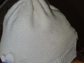 Vasarinės kepuraitės, žieminės kepurės