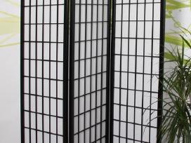 Medinės ir metalinės kambario pertvaros/ širmos