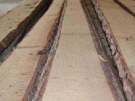 Įvairių rūšių džiovinta mediena
