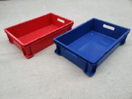 Plastikinės dėžės maistui ir duonai