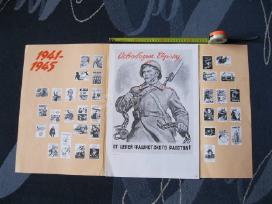 Plakatu kompl... kolekcijai....zr. foto...13 vnt.