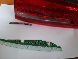 Audi A6 2012m posūkio LED