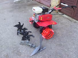 Motoblokas-sniego valytuvas-žoliapjovė-kultivator