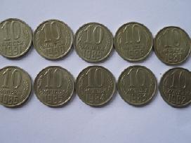 TSRS monetos