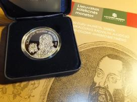 20 eur moneta M.radvila Juodasis 500 met.