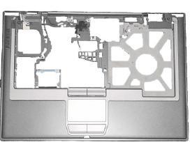 Dell Nesiojamu detales, cover, keybord, Palm.