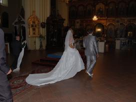 Vestuvine suknele + dovanos