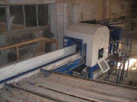 Medienos rastų drožimo- smulkinimo staklės Dcm-350