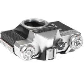 Fotoaparatas Zenit E arba Zenit Et be objektyvo