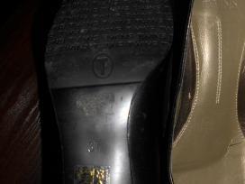 Stilingi odiniai bateliai