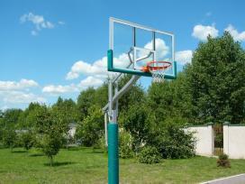 Krepšinio stovas