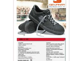 Sportinio stiliaus darbo batai Lion S3 Src