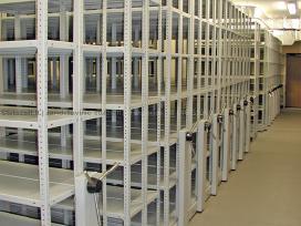 Modulines rubu spintos archyvines spintos