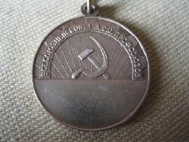 CCP zenkliukas - medaliukas..zr. foto