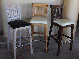 Ąžuolinės uosinės Baro ir Pusbario kėdės