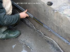 Waterstop Rx 101 Dh juosta - hidroizoliacija