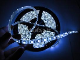 Led diodines lemputes automobiliams