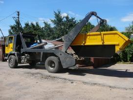 Savikrovis - Atliekų išvežimas - Kaunas