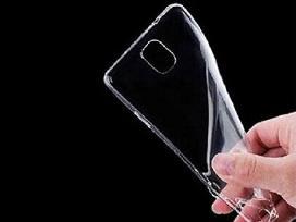 Skaidrūs 03mm silikoniniai dėklai telefonams