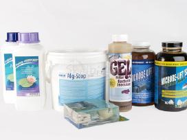 Bakterijos dekoratyviniams tvenkiniams, priežiūrai
