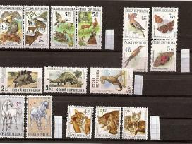"Parduodu Čekijos pašto ženklus tema ""fauna"" Nr.2"