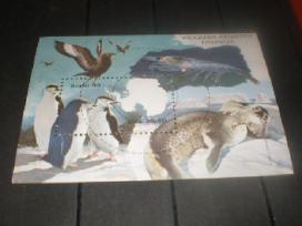 "Parduodu Brazilijos pašto ženklus tema ""fauna"""