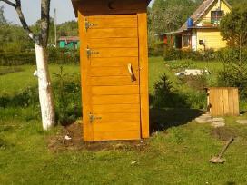 Lauko tualetas