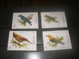"Parduodu Irano pašto ženklus tema ""fauna """