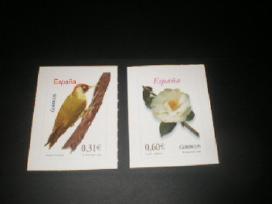 """Parduodu Ispanijos pašto ženklus tema """"fauna """""""