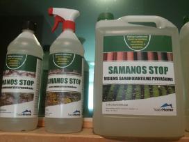 Samanos stop
