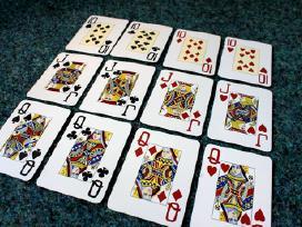 Originalios Casino kortos