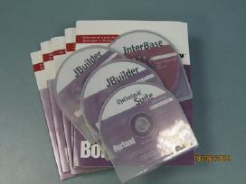 Borland Jbuilder 6.0 Enterprise (Java)